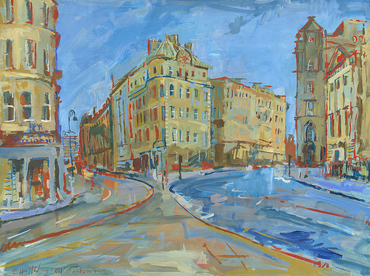 Holliday-Westgate-Road-Collingwood-St-painting-03