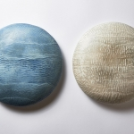 Wall series, Porcelain, 2015