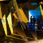 En'Light'en: Hayloft, Cheeseburn Sculpture Park