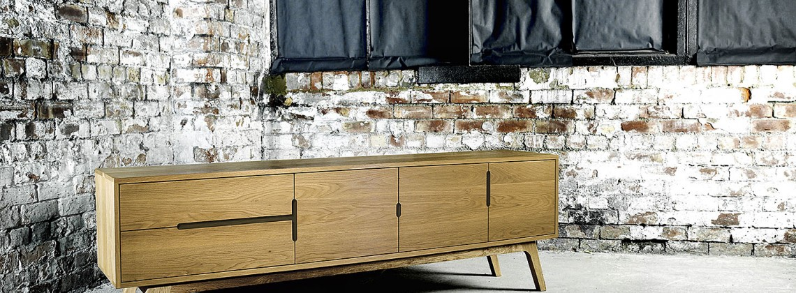 ES Sideboard in Oak