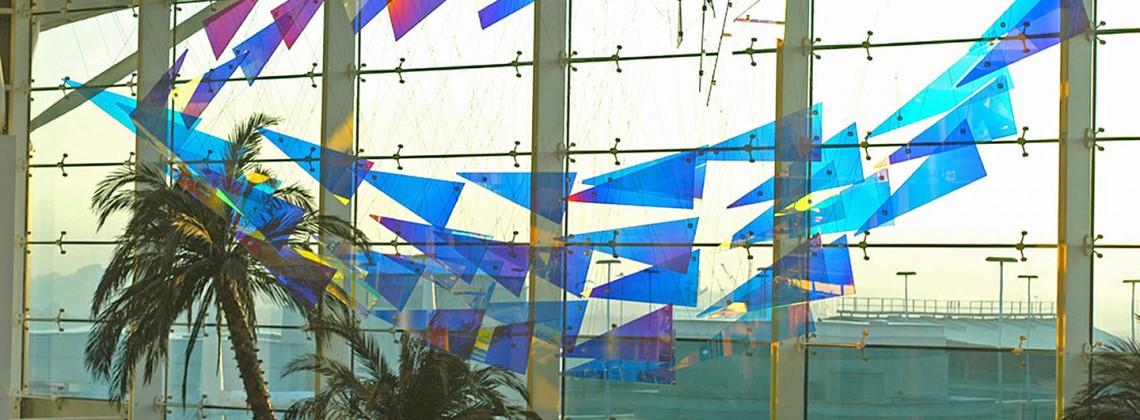 'Ocean Dynamics' West Quay Shopping Centre, Southampton